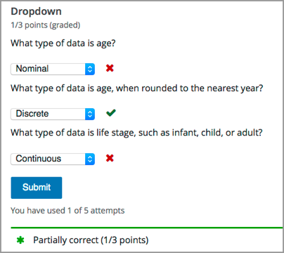 10 13  Dropdown Problem — Building and Running an edX Course