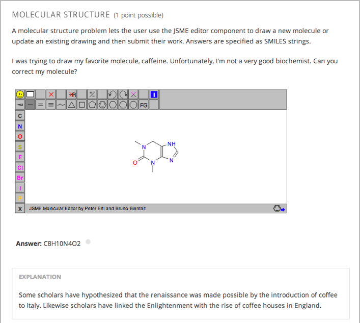10 23  Molecule Editor Tool — Building and Running an edX