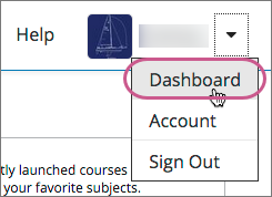 3  Exploring Your Dashboard and Profile — Building and