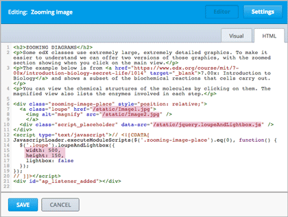 8 47  Zooming Image Tool — Building and Running an Open edX
