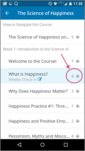 9  If You Use the edX Mobile App — Open edX Learner's Guide